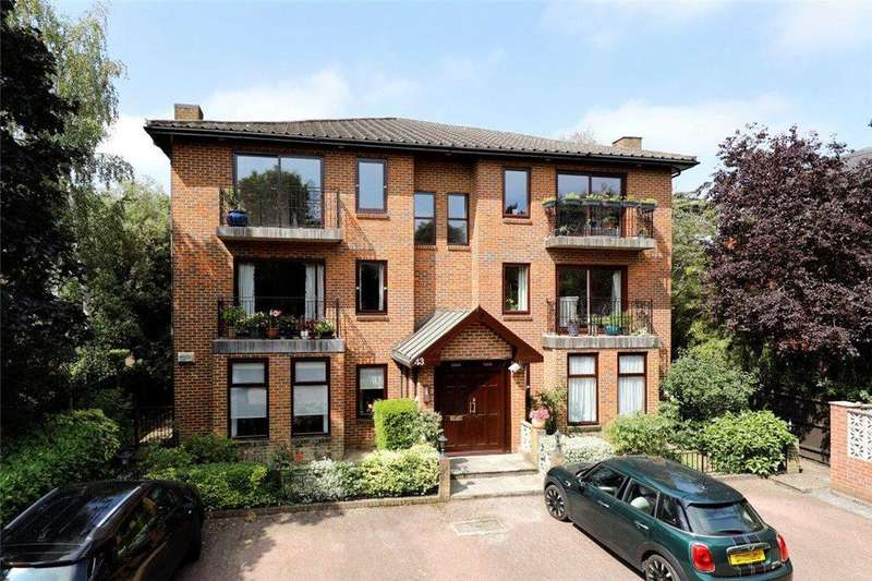 3 Bedrooms Flat for sale in Edge Hill, Wimbledon, SW19