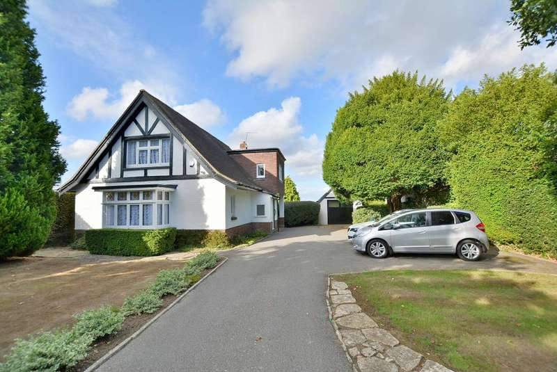 3 Bedrooms Detached House for sale in Magna Road, Bearwood