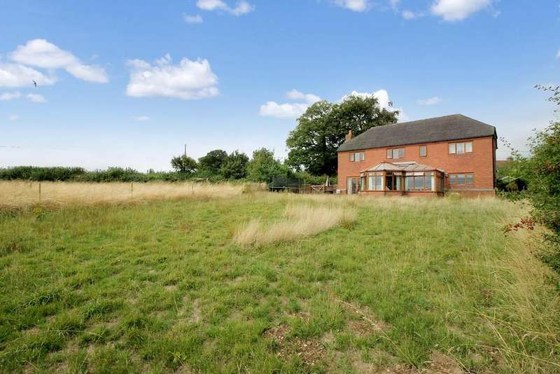 5 Bedrooms Detached House for sale in Westfields Road, Rugeley