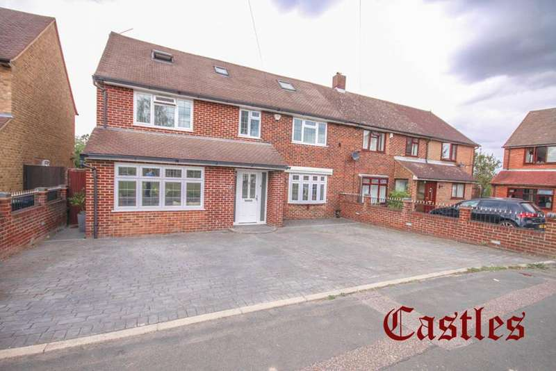 6 Bedrooms Semi Detached House for sale in Thaxted Way, Waltham Abbey, Essex, EN9