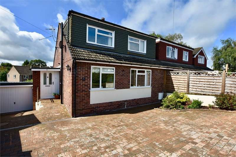 3 Bedrooms Semi Detached House for sale in Lion Close, Nailsea, Bristol, North Somerset