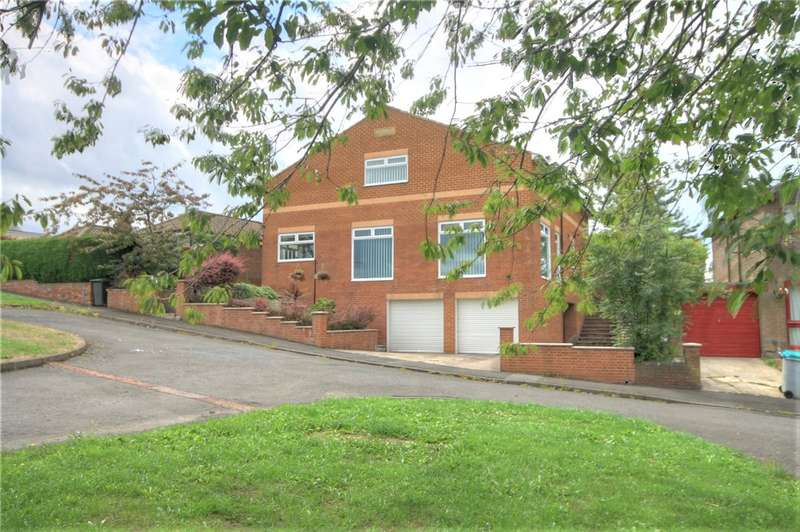 5 Bedrooms Detached House for sale in East Street, Stanley, County Durham, DH9