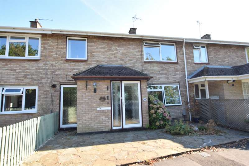 3 Bedrooms Terraced House for sale in Perry Oaks, Bracknell, Berkshire, RG12