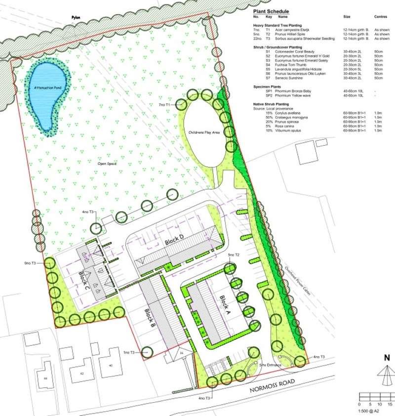 Land Commercial for sale in Development Site, Normoss Farm, Normoss Road, Nr Hardhorn, Poulton-Le-Fylde, Lancashire