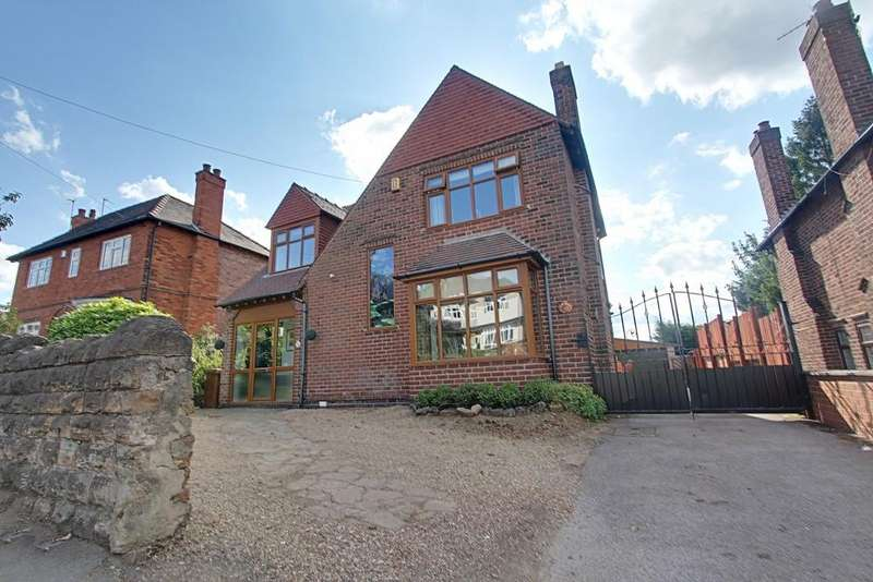 3 Bedrooms Detached House for sale in Quarry Hill Road, Ilkeston