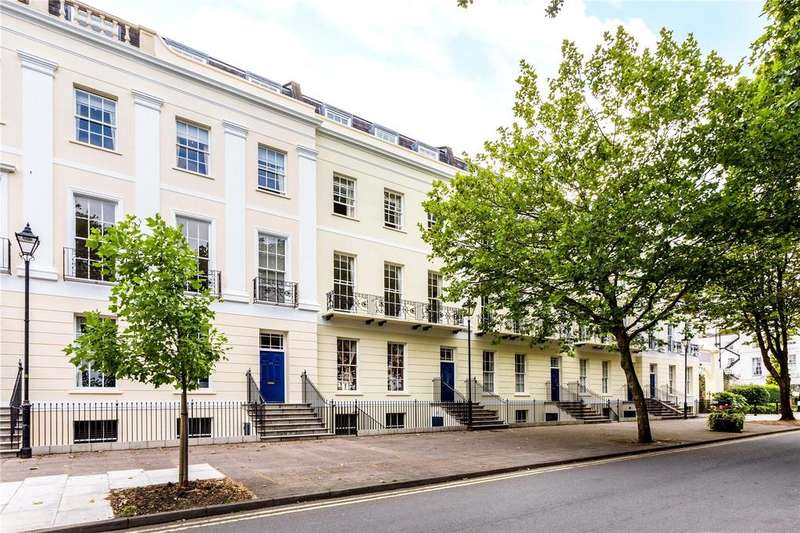 4 Bedrooms Penthouse Flat for sale in The Broad Walk, Imperial Square, Cheltenham, Gloucestershire, GL50