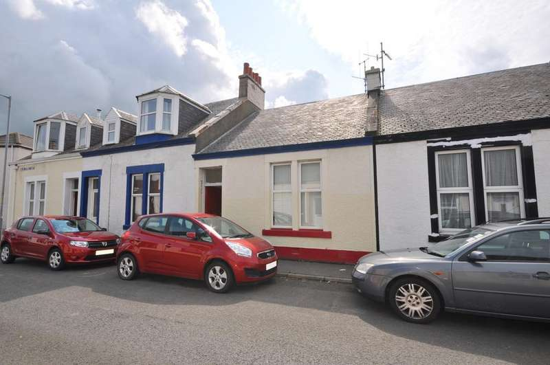 1 Bedroom Terraced House for sale in 46 Ailsa Street East, Girvan KA26