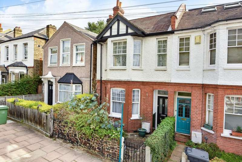 2 Bedrooms End Of Terrace House for sale in Siddons Road Forest Hill SE23