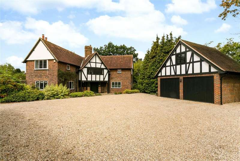 5 Bedrooms Unique Property for sale in Grove Road, Beaconsfield, Buckinghamshire, HP9