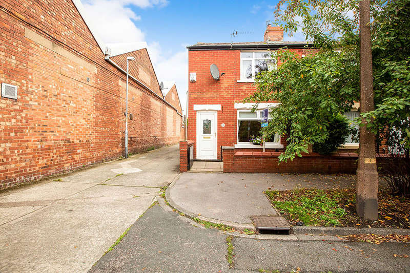 2 Bedrooms Terraced House for sale in Clarence Street, Leyland, PR25