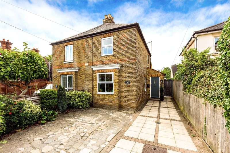 3 Bedrooms Semi Detached House for sale in Altwood Road, Maidenhead, Berkshire, SL6