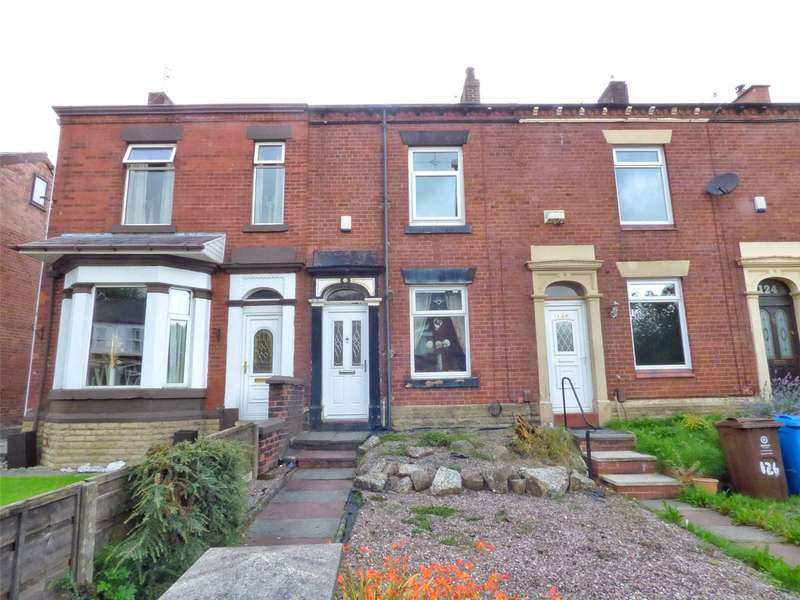2 Bedrooms Terraced House for sale in Oldham Road, Royton, Oldham, Greater Manchester, OL2