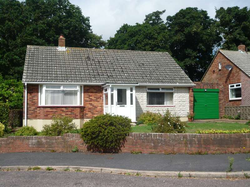 2 Bedrooms Detached Bungalow for sale in Hill Drive, Exmouth