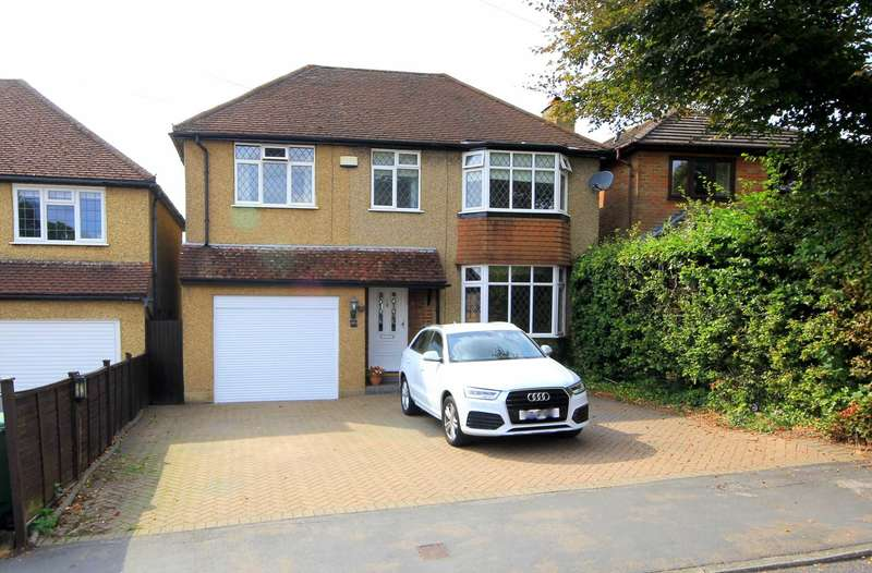 4 Bedrooms Detached House for sale in 4 BED DETACHED IN ONE OF BOXMOOR`S PREMIER ROADS