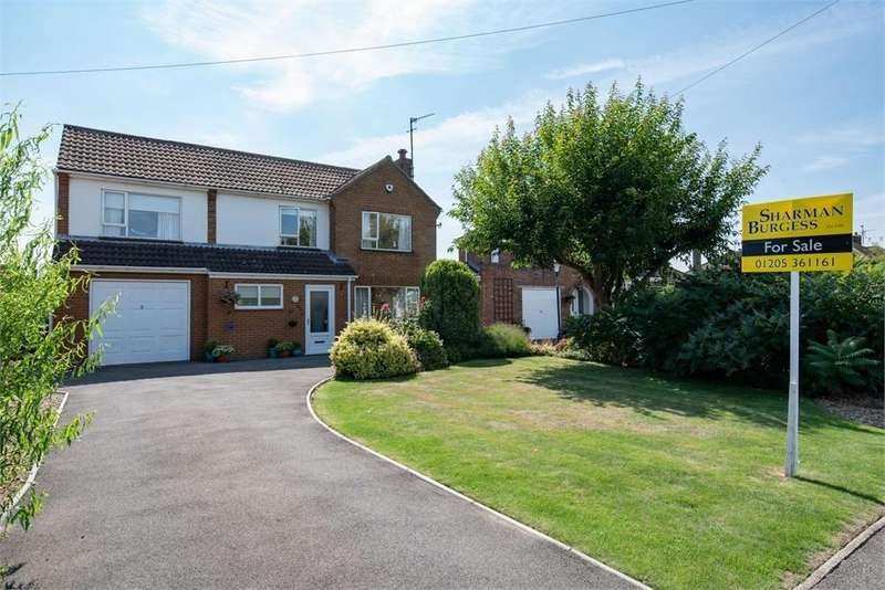 4 Bedrooms Detached House for sale in Blackthorn Lane, Boston, Lincolnshire