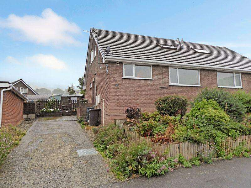 3 Bedrooms Semi Detached House for sale in Llanfairfechan