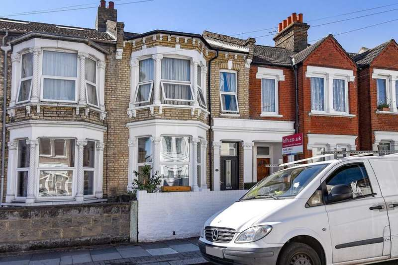 3 Bedrooms Terraced House for sale in Mellison Road, Tooting