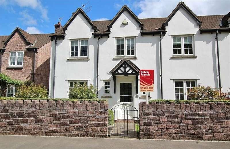 4 Bedrooms Semi Detached House for sale in Melindwr, Draethen, Newport