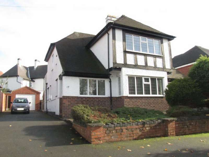 3 Bedrooms Detached House for sale in Oakwell Drive, Ilkeston