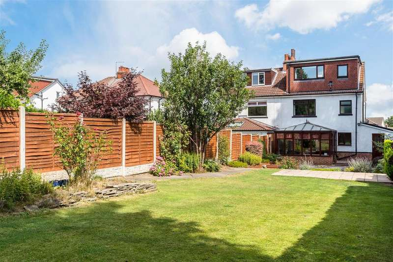 4 Bedrooms Semi Detached House for sale in Hawthorn Drive, Calverley/Rodley