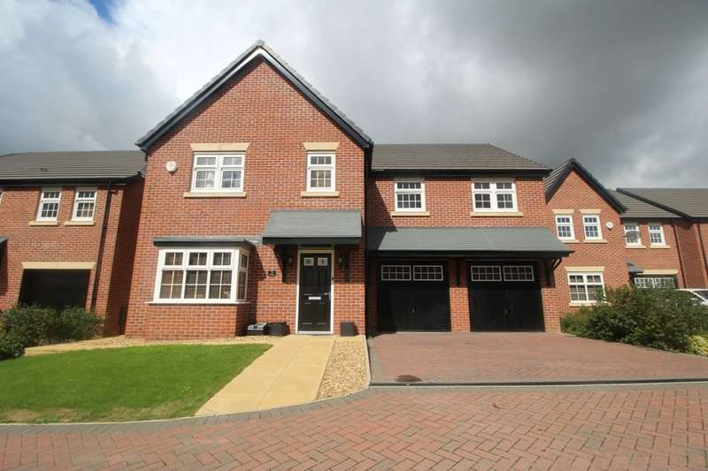 6 Bedrooms Detached House for sale in Daisy Avenue, Carlisle, CA2