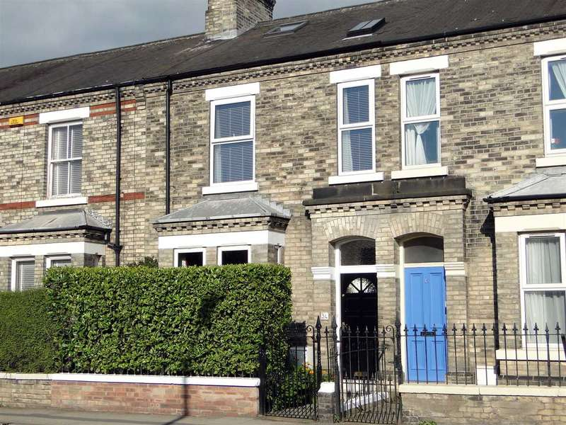 4 Bedrooms Terraced House for sale in Barbican Road, York