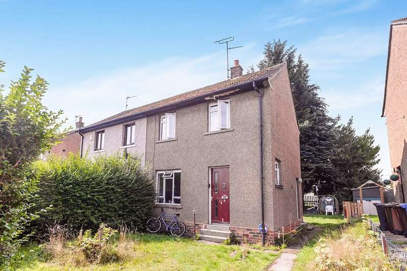 2 Bedrooms Semi Detached House for sale in Prieston Road, Dundee, DD3