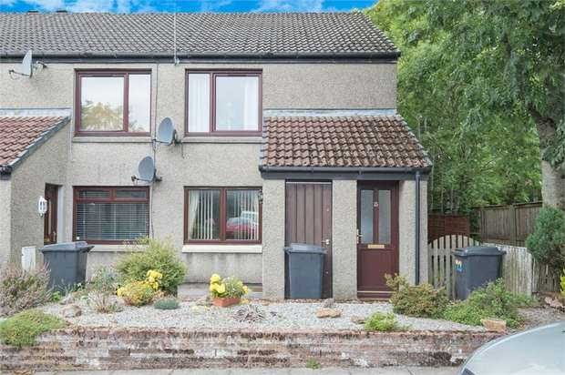 1 Bedroom Flat for sale in Crombie Drive, Westhill, Aberdeenshire