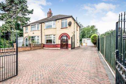 3 Bedrooms Semi Detached House for sale in Woburn Road, Kempston, Bedford, Bedfordshire
