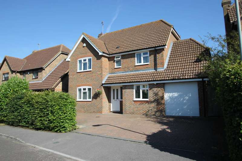 5 Bedrooms Detached House for sale in Bishops Field, Aston Clinton