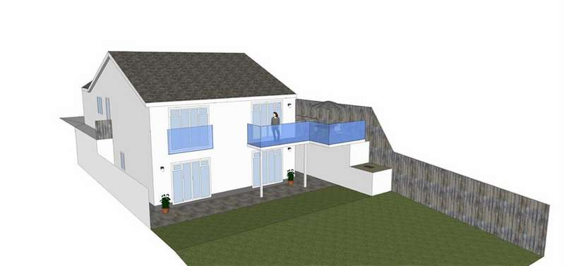 3 Bedrooms Detached House for sale in Bevelin Hall, Saundersfoot