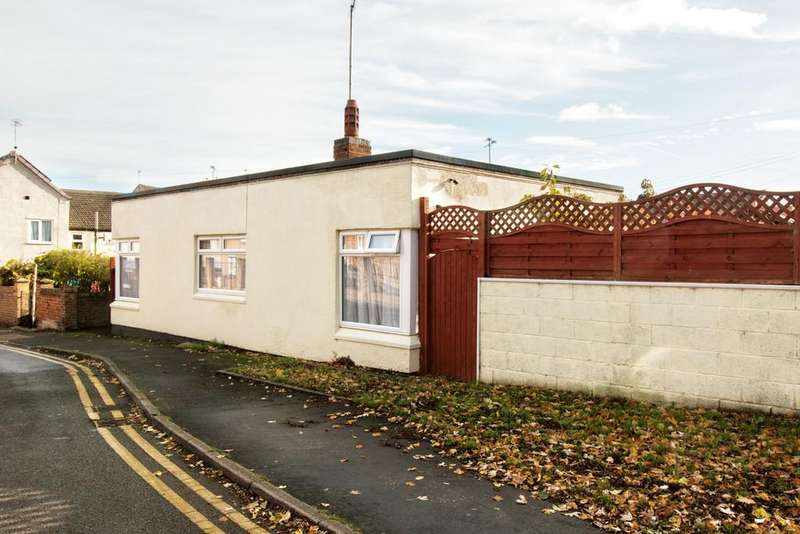 2 Bedrooms Detached Bungalow for sale in Britannia Street, Shepshed