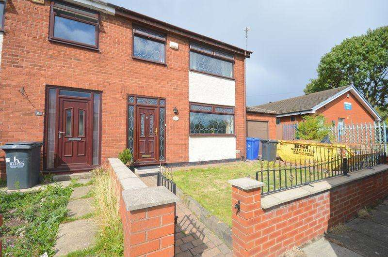 3 Bedrooms Terraced House for sale in Elaine Close, Widnes