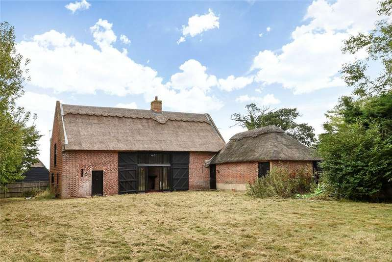 3 Bedrooms Detached House for sale in Back Lane, Rollesby, Great Yarmouth, Norfolk