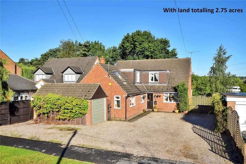 5 Bedrooms Detached House for sale in Vicarage Close, Kirby Muxloe, Leicestershire