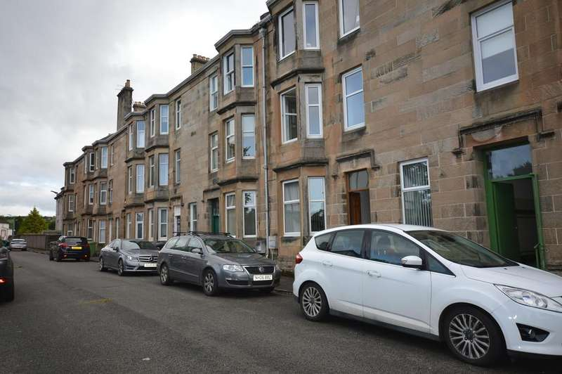 2 Bedrooms Flat for sale in Williamson Avenue, Dumbarton, West Dunbartonshire G82 2AE