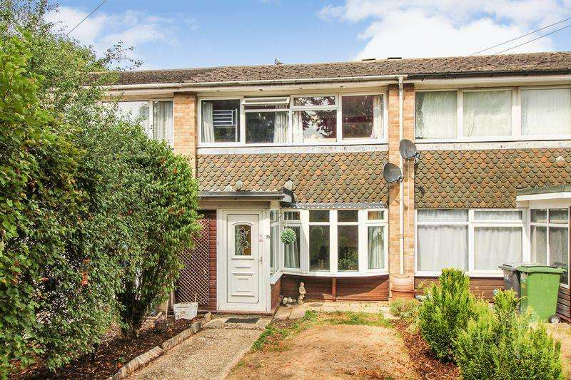 2 Bedrooms Terraced House for sale in Hartmead Road, Thatcham