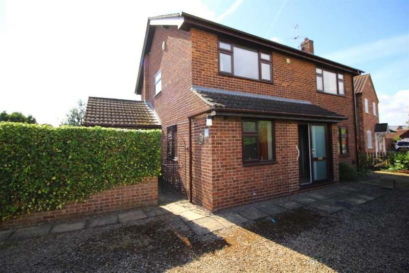 4 Bedrooms Detached House for sale in Burton Close, Harby, Melton Mowbray