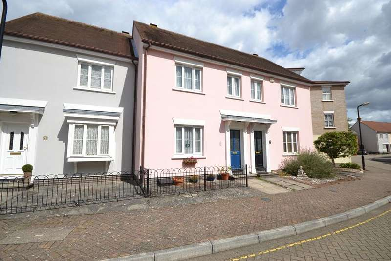 2 Bedrooms Terraced House for sale in Gate Street Mews, Maldon, CM9