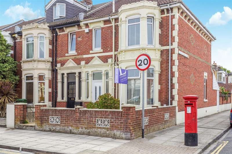 3 Bedrooms House for sale in Stubbington Avenue, Portsmouth