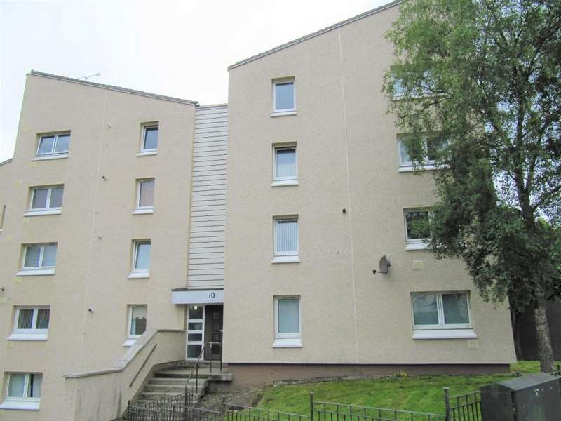 2 Bedrooms Flat for sale in 10/4, Montrose Street, Clydebank, G81 2JF