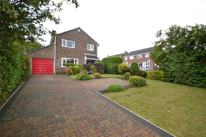 4 Bedrooms Detached House for sale in Westcliff Close, Easington Village, Co Durham, SR8