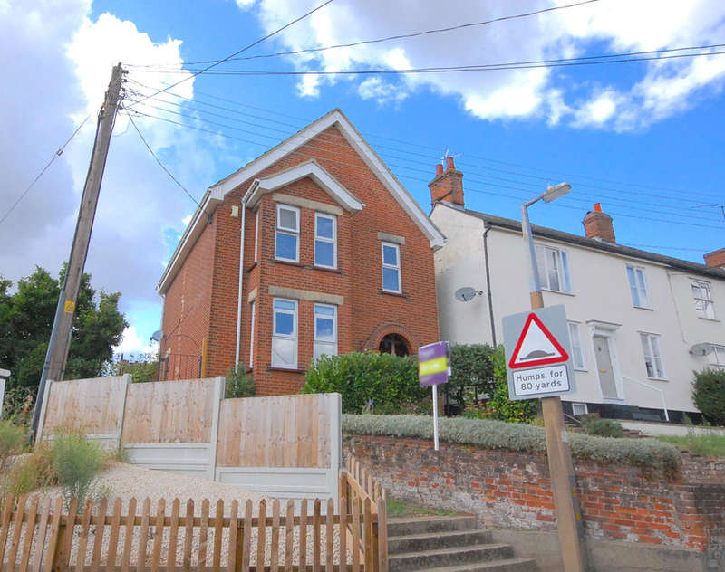 4 Bedrooms Detached House for sale in Notley Road, Braintree, CM7