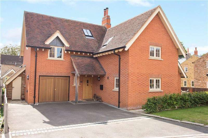 4 Bedrooms Detached House for sale in Elm Farm Close, Clifton, Bedfordshire