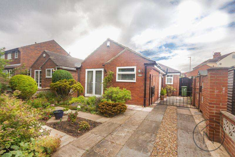 3 Bedrooms Detached Bungalow for sale in St. Davids Close, Billingham