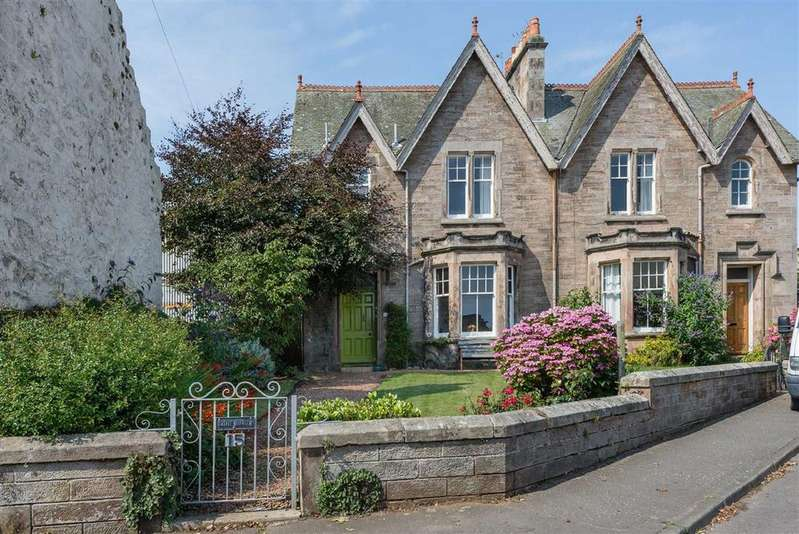4 Bedrooms Semi Detached House for sale in Castle Street, Crail