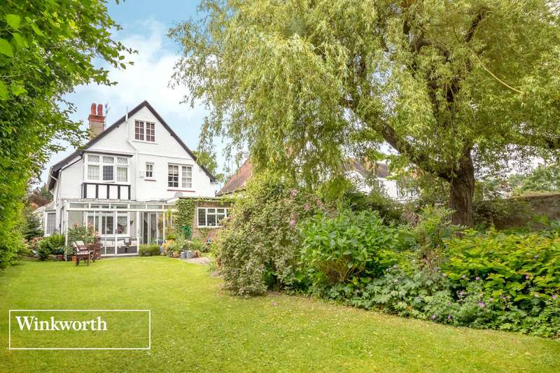 6 Bedrooms Detached House for sale in Buckingham Road, Shoreham-by-Sea, West Sussex, BN43