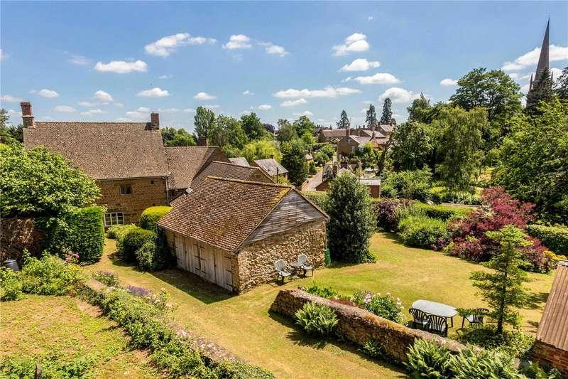5 Bedrooms Detached House for sale in Little Bridge Road, Bloxham, Banbury, Oxfordshire, OX15