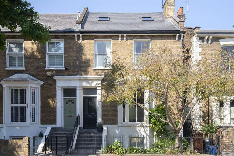 3 Bedrooms Terraced House for sale in St. Philip's Road, London, E8