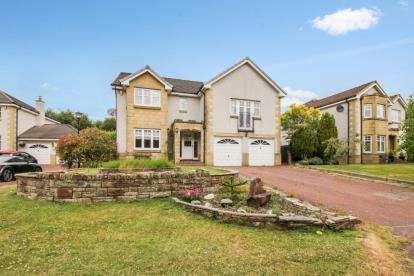 5 Bedrooms Detached House for sale in Birkdale Wood, Westerwood